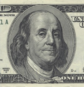 Benjamin-Franklin-U.S.-$100-bill